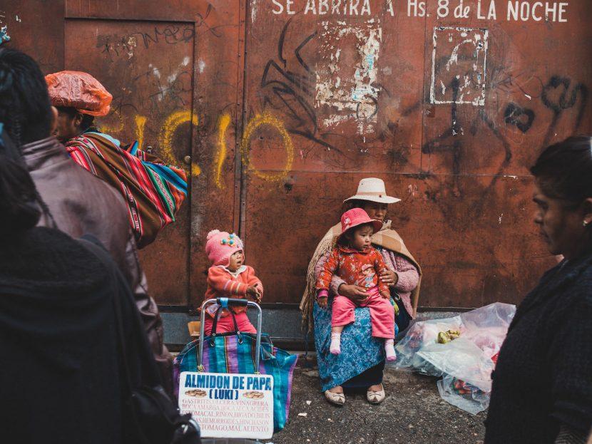 Dzieci na ulicy