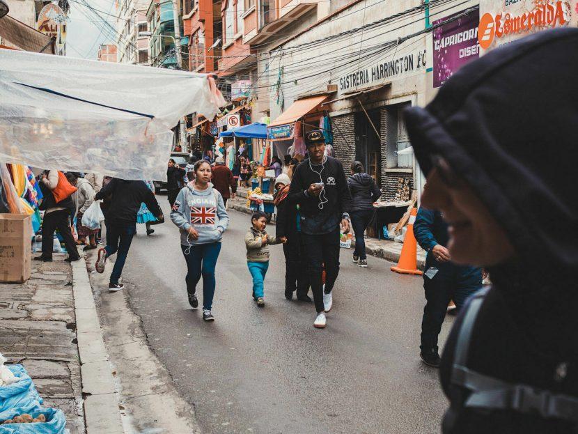 Młodzi na ulicy