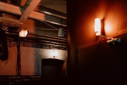 Wnętrze klubu