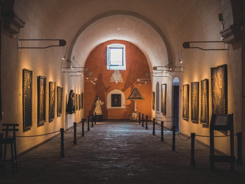 Klasztor w Arequpie