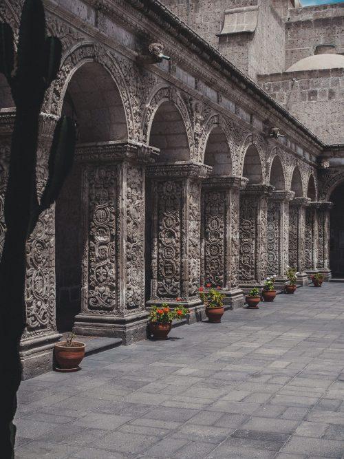 Architektura peru