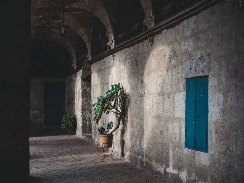 arequipa klasztor świętej katarzyny