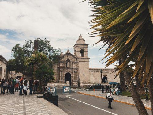 Kościół w Arequipa