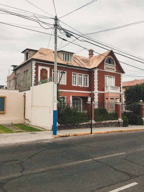 Domek kolonialny w Arequipie