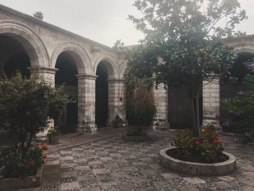 arequipa klasztor św Katarzyny