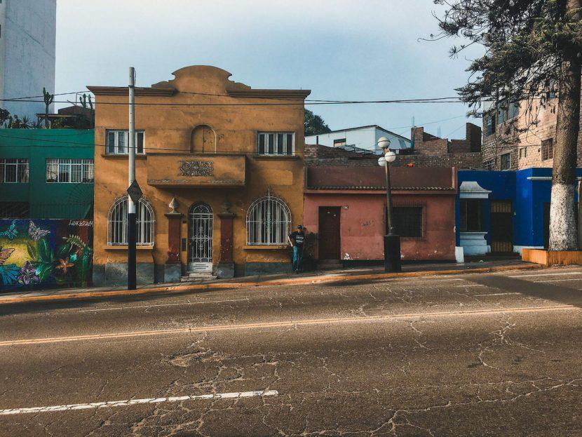 Architektura w Limie