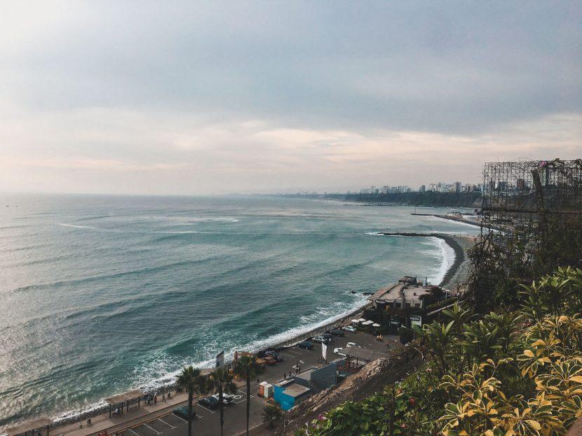 Ocean w Limie