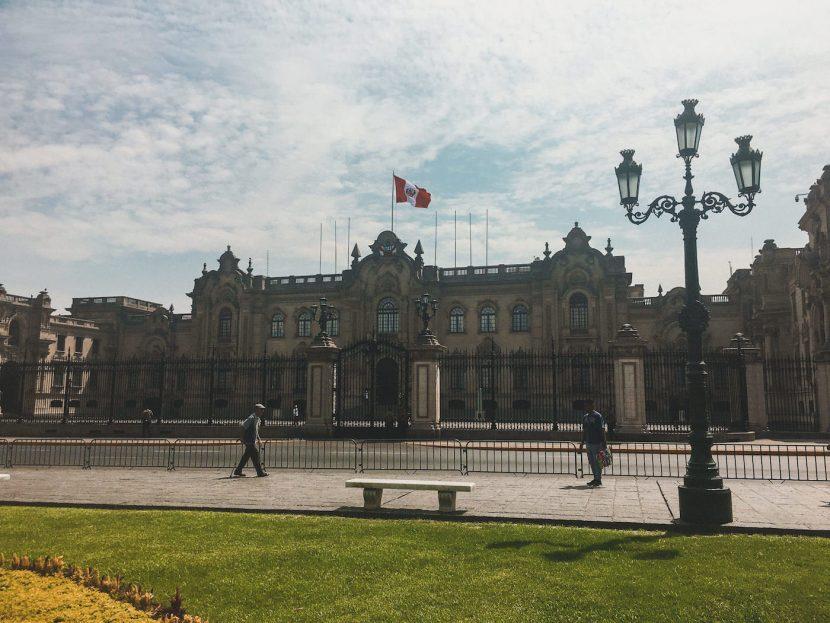 Pałac w Limie