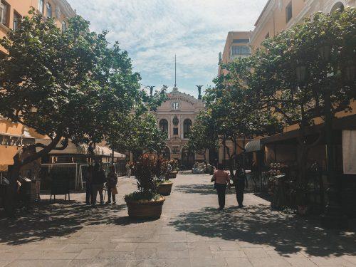 Ulica w Limie