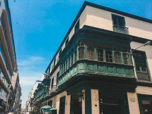 Architektura kolonialna w Limie