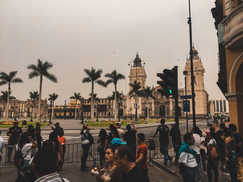 Płac w Limie