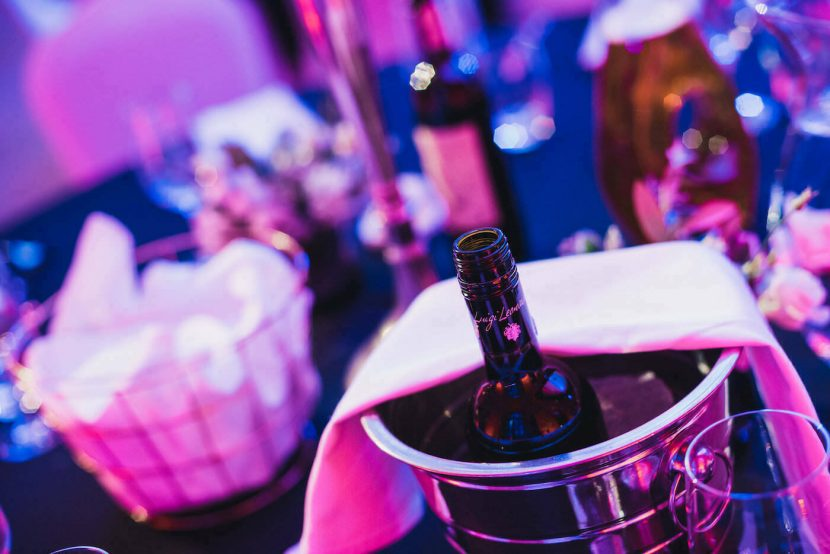 Wino w coolerze na gal