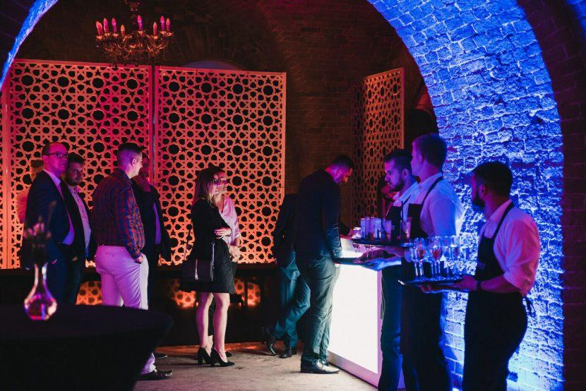 Rejestracja gości podczas eventu