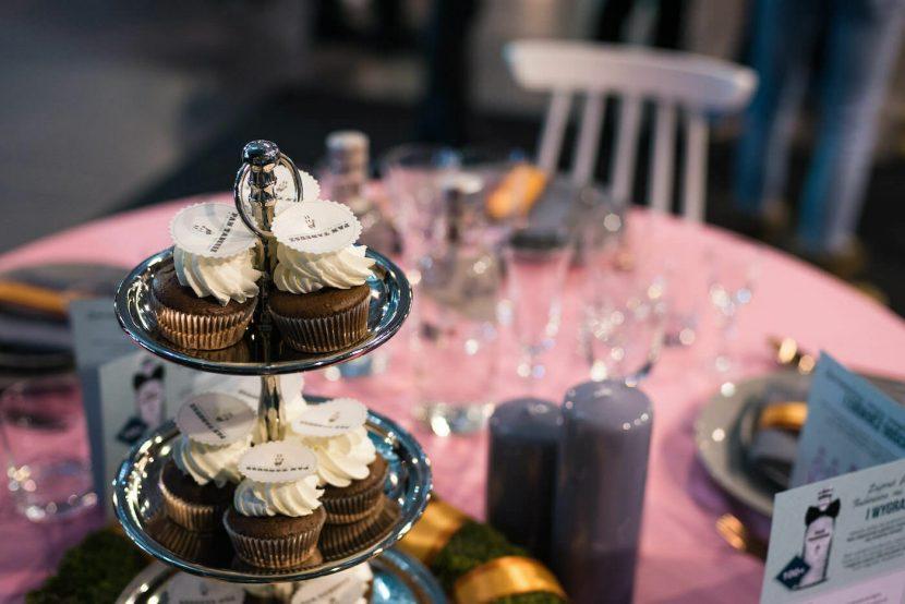 ciastka na wesele