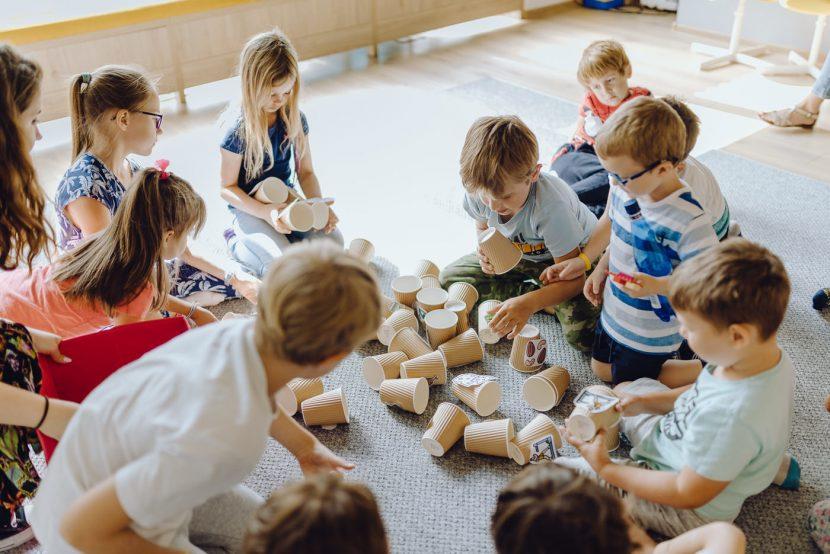 Zjęcia dietetyczne dla dzieci