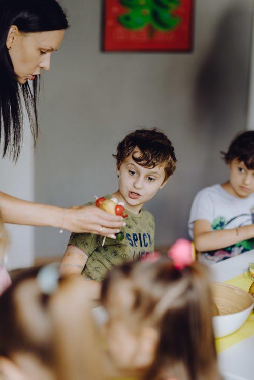 Reportaż fotograficzny dzieci Warszawa