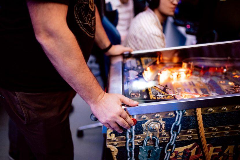 gaming tournament photo report