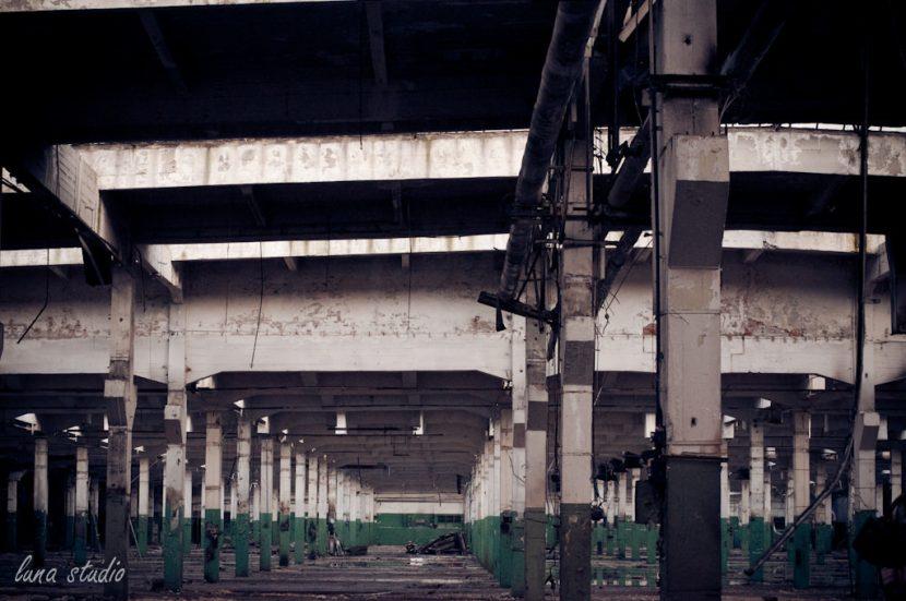 Hala fabryki Ursus