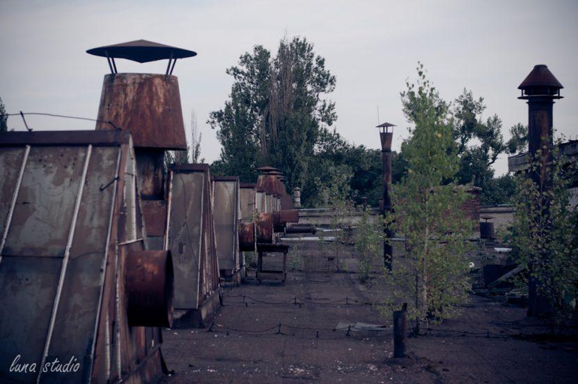 dach fabryki