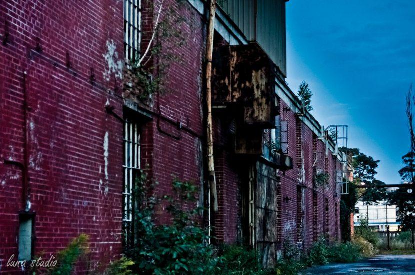 budynek fabryki ursus