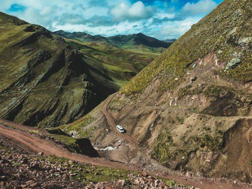 Górskie drogi