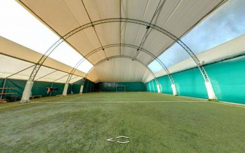 Wirtualny Spacer po hali sportowej w Markach
