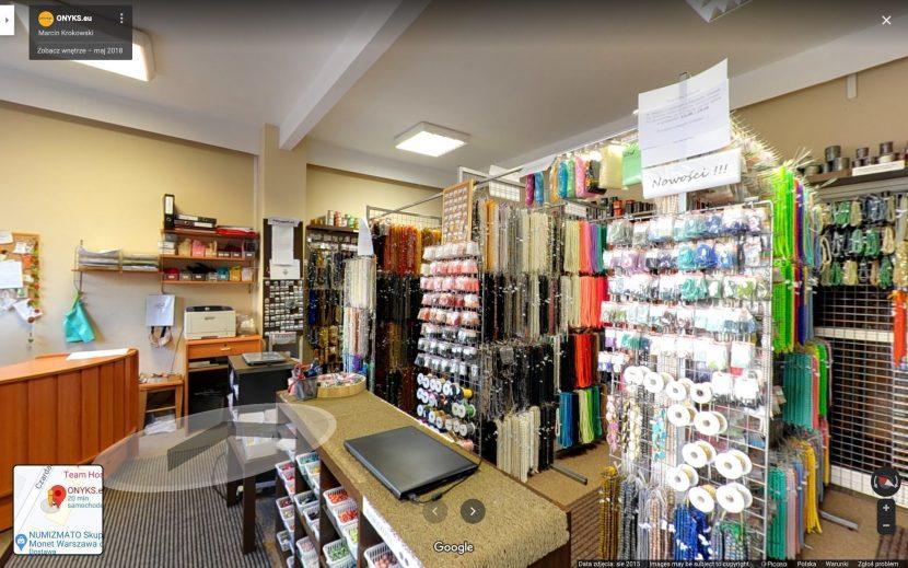 Jewelery wholesaler