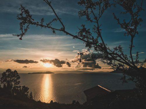 Isla Del Sol - Wyspa Słońca w Boliwii