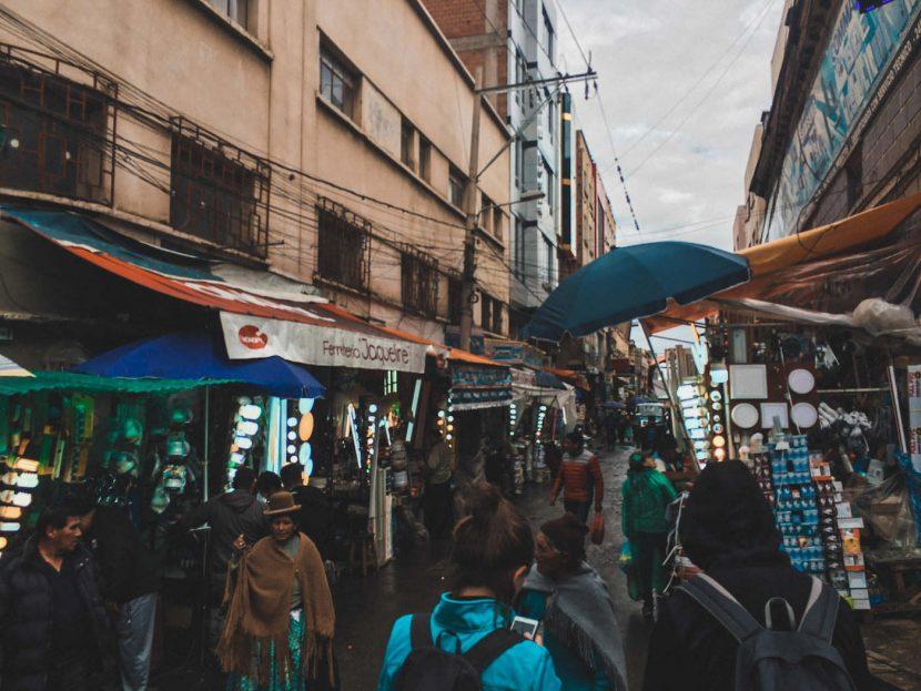 Ruchliwa ulica