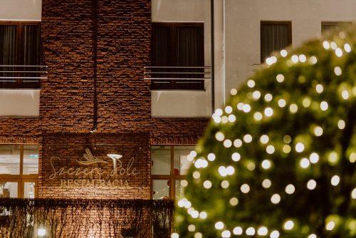 Restauracja Szczere Pole w Hotelu Brant