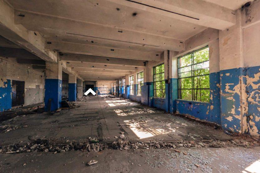 Virtual Walk around the Ursus factory