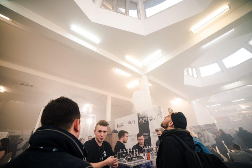 vape expo poland fair in Warsaw