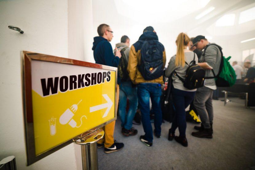 workshops during vape expo