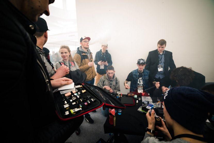 vape expo workshops