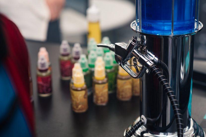 liquid refueling gun