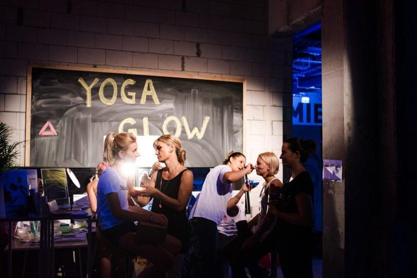 Yoga Glow