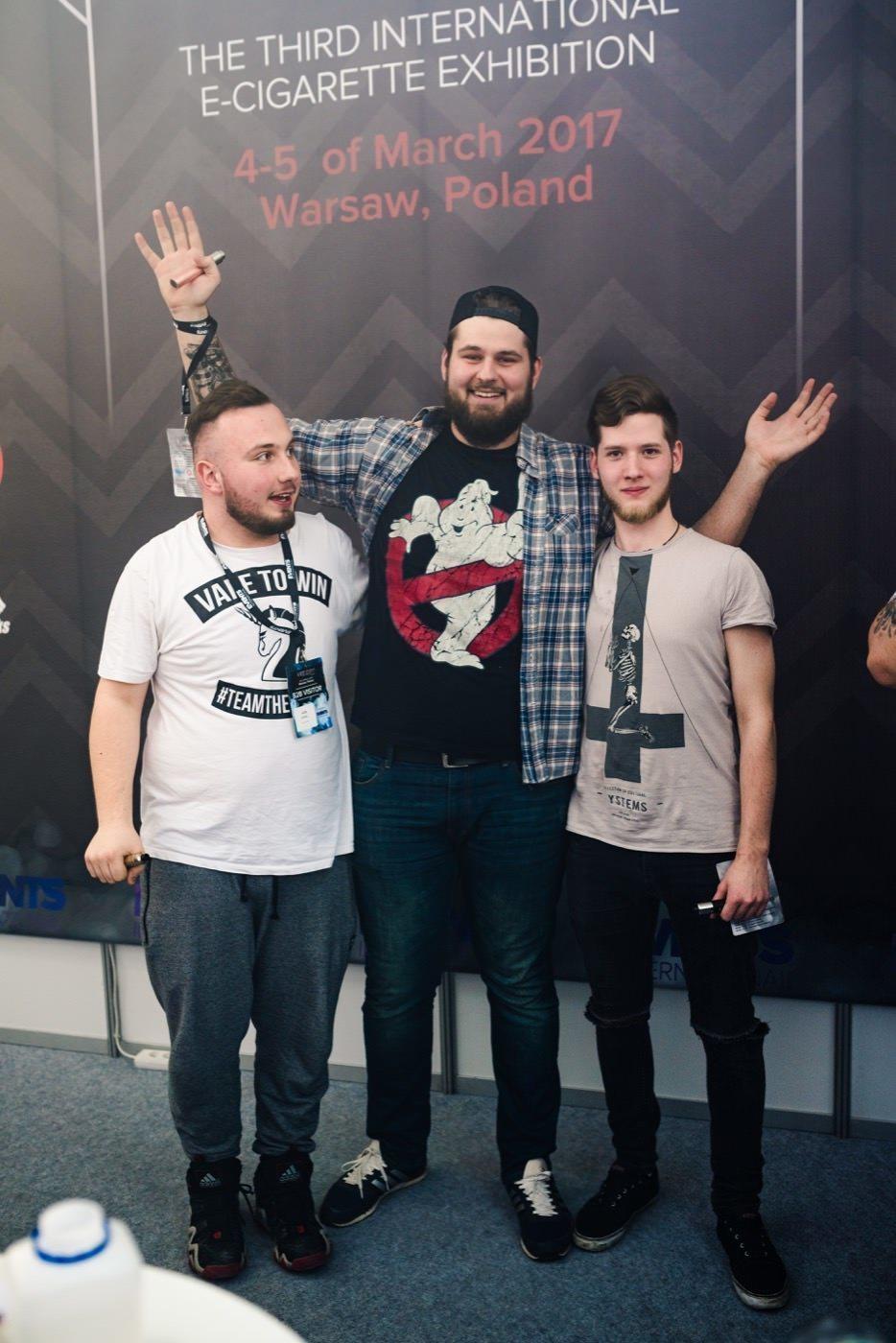 Zwycięzcy Vape Expo Poland 2017