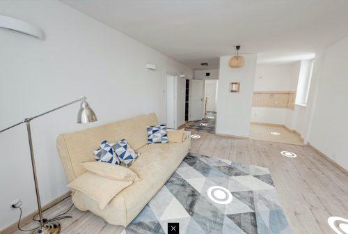 wirtualny spacer - mieszkanie na sprzedaż