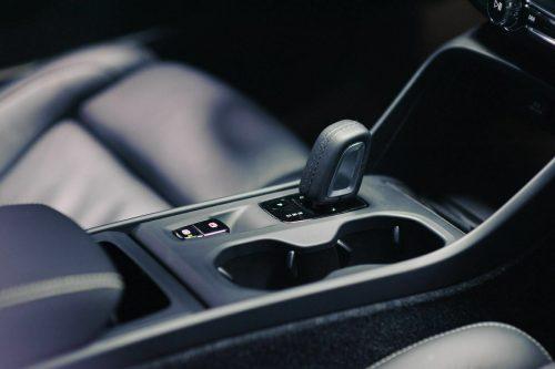 automatyczna skrzynia biegów w volvo XC40