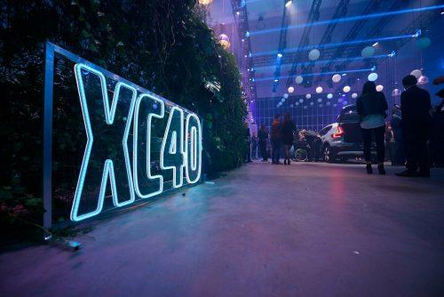 Neon XC40