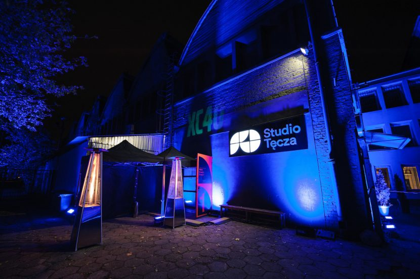 Event at Studio Tęcza