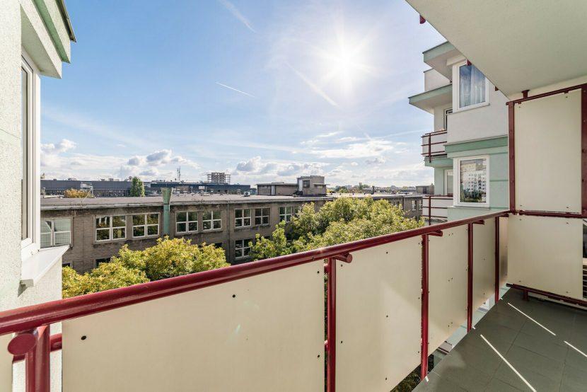 Balkon mieszkania na sprzedaż