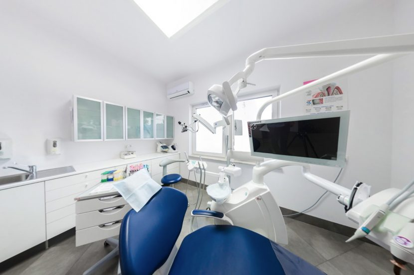 Virtual tour of the dental clinic