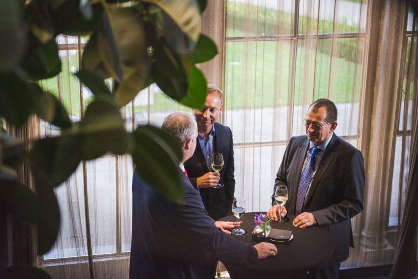 Fotografia eventowa gala w restauracji Belvedere w Łazienkach Królewskich