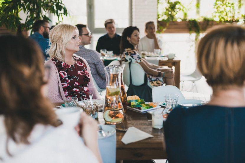 Fotorelacja ze szkolenia w restauracji LIF w Warszawie