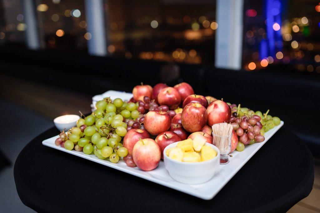 Taca owoców