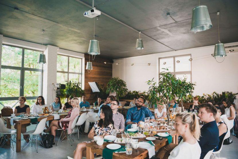 Szkolenie w restauracji LIF na mokotowie