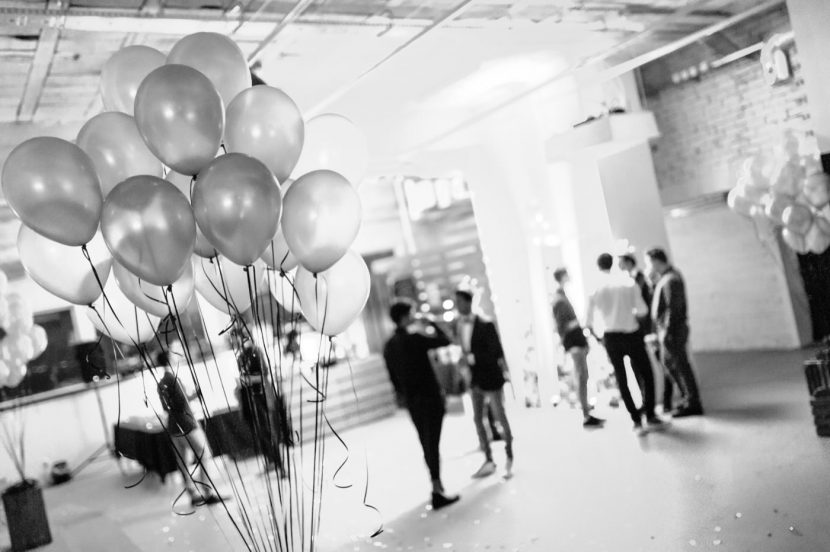 Balony na imprezę eventową