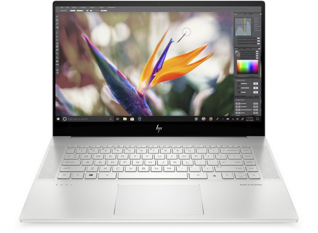HP Envy 15 OLED