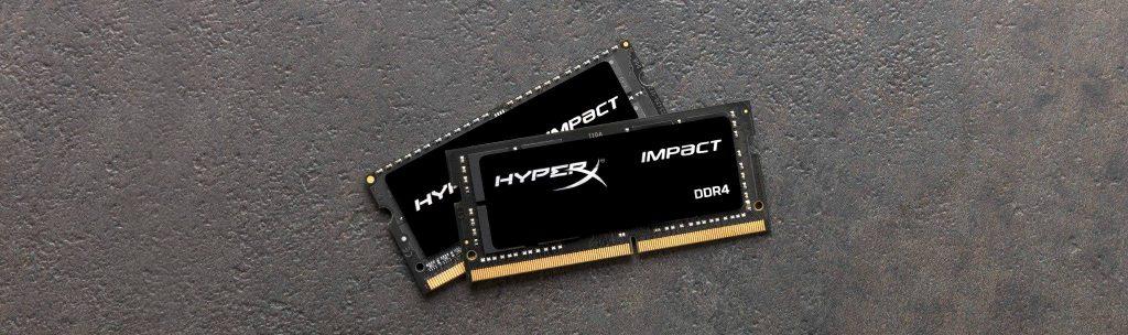 Pamięć RAM do laptopa HyperX